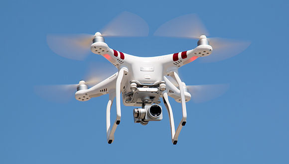 FAA certified drone inspection services from Whole House Observations