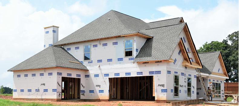 Get a new construction home inspection from Whole House Observations