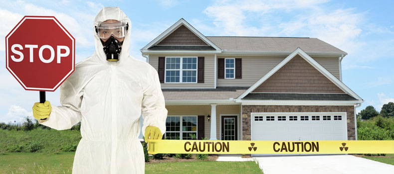 Have your home tested for radon by Whole House Observations