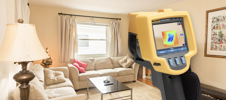 Get a thermal (infrared) home inspection from Whole House Observations
